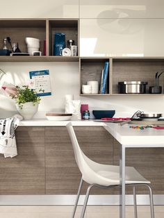 #Sax | #InteriorDesign | #ModernKitchens | #Scavolini