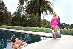 {Sexy Saturday} Plus Size Swimsuits from GabiFresh and SwimSuits For All