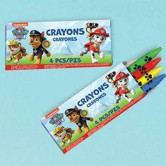 Paw Patrol Crayon 4ct