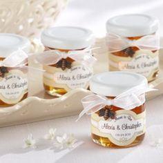 L à remplacer par l'érable.es 12 pots de miel miniatures