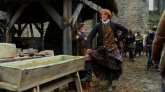 """New Video- Dressing Outlander. For Costume Designer Terry Dresbach, it was important for Outlander to be done the """"right way.""""  Take a look at how her intricate designs come to life on-screen."""