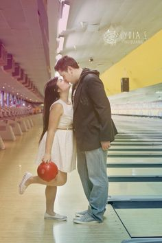 Congratulate, Busty girl bowling balls