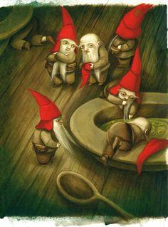 Edelvives, Benjamin Lacombe, Lacombe, Blancanieves, álbum ilustrado, ilustración, cuentos, literatura infantil y juvenil, lij.
