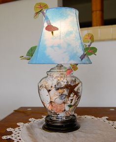 Thrift Store Lamp - Alissa Alfonso