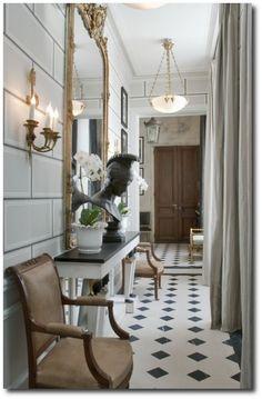 Jean Louis Deniot. Rue des Saints Pères Paris 500x761 Borrow The Best Ideas For Your Home From French Decorator Jean Louis Deniot