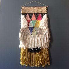 Weaving by Maryanne Moodie  www.maryannemoodi...
