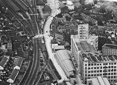 Station, Woenselse overweg en Philips, 20-er jaren