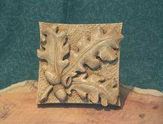 Carving oak leaf instructions