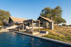 Linkwasha Camp, Hwange National Park, Zimbabwe | Wilderness Safaris Pin repinned by Zimbabwe Artisan Alliance.