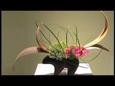 Sogetsu Teachers' Association 2014 Exhibition H.K. Arts Centre - YouTube