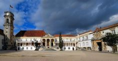 University of Coimbra, Coimbra, Centro de Portugal Region, Portugal