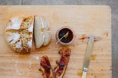 my darling lemon thyme: gluten-free almond coconut bread loaf recipe