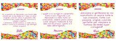 Il regalo giusto per il nipotino o la nipotina che ti ha rubato il cuore? Vieni a scoprire il Set Compleanno Strega, Sprinkles, Candy, Party, Sweet, Toffee, Sweets