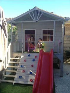 Cubby House On Pinterest Cubby Houses Playhouse
