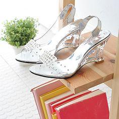 Zapatos de mujer - Tacón Cuña - Punta Abierta / Talón Descubierto - Sandalias - Vestido - Semicuero - Plata / Oro – EUR € 34.29