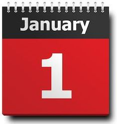 History of New Year's Day: Why is it on January 1? http://billpetro.com/history-of-new-years-day
