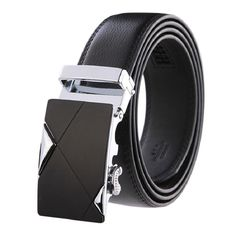 Fashion designer leather strap male automatic buckle belts for men authentic girdle trend men's belts ceinture,cinto masculino     Tag a friend who would love this!     FREE Shipping Worldwide     Buy one here---> http://www.wardobeat.com/fashion-designer-leather-strap-male-automatic-buckle-belts-for-men-authentic-girdle-trend-mens-belts-ceinturecinto-masculino/