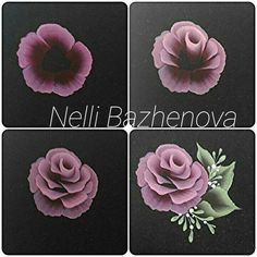 Super Cute Ideas for Summer Nail Art - Nailschick One Stroke Painting, Tole Painting, Fabric Painting, Painting Flowers, Donna Dewberry Painting, One Stroke Nails, Nails First, Flower Nail Art, Painting Lessons