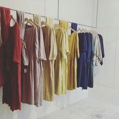 kasi-Gallery atelier fuwariさんの天然素材の衣服