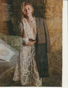 Glamour Editorial August 2014 - Valentina Zelyaeva & Michiel Huisman by Will Davidson Photography Women, Fashion Photography, Farm Photography, Editorial Photography, Bohemian Style, Boho Chic, Valentina Zelyaeva, South African Fashion, Field Of Dreams