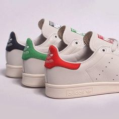 Back to the 90s….Stan Smith Trainers are back! ❤️