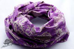Loop Ornamente lila von #lieblingsmanufaktur: Dein Patchwork - Lieblingsstück für den Alltag auf DaWanda.com