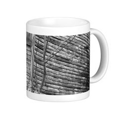 Abandoned Two Story House Mugs • This design is available on t-shirts, hats, mugs, buttons, key chains and much more • Please check out our others designs