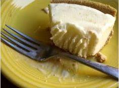 Mama's Lemon Ice Box Pie