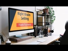 Right Brain Selling | Sales Technology Speaker |  Frank Furness