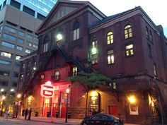 Massey Hall - photo taken Jun 14, 2014 while walking home