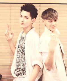 KrisTao và KangTeuk   GIN