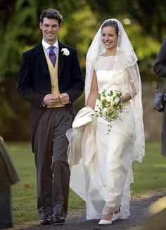 Equestrian event rider Harry Meade married primary teacher Rosie. They have a daughter Lily Florence.