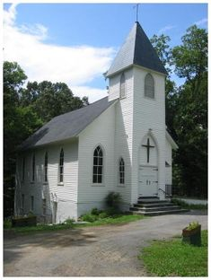 Walton's Mountain Church