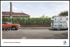 Volkswagen Park Assist (Gold Lion Cannes 2012)