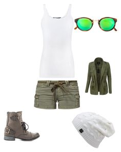 """Untitled #86"" by jazzy-jazzz on Polyvore featuring Dolce Vita, Kaporal, Vince, RetroSuperFuture and LE3NO"
