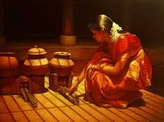 Image result for tamil woman cooking