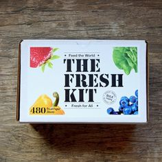 The Fresh Kit - Give the Gift of Fresh to a Farmer or Food Bank