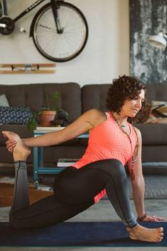 The top 10 free at-home yoga videos