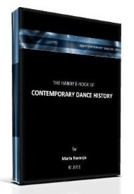 Contemporary Dance Festivals: the worldwide directory.