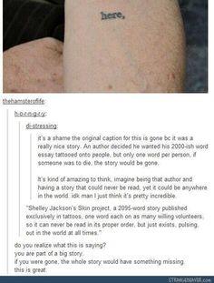 Funny tumblr post