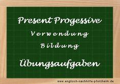 Lückentext Aufgaben mit Lösung zu den englischen Zeiten - Present Progressive // http://www.englisch-nachhilfe-pforzheim.de/kostenlose-englisch-aufgaben-zu-den-zeiten/present-progressive/