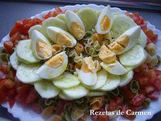 rezetas de carmen: Recopilatorios de recetas de ensalada