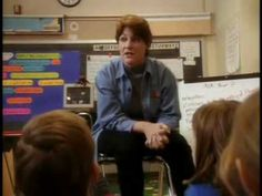Watch & Learn: Writing video clip. A good research-based example of using mentor texts.