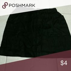 No room in my new closet Skirt with front pockets GAP Skirts Mini