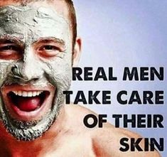 Real Man, Take Care, Skin Care, Men, Skincare Routine, Skins Uk, Guys, Skincare, Asian Skincare