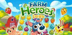 King brings match-three game Farm Heroes Saga to iOS, Android Free Android Games, Free Games, Candy Crush Saga, Smartphone, New Farm, Hacks, Farm Hero Saga, Hack Online, Play Online