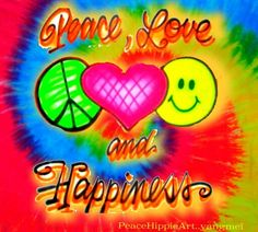 Love Peace Smile Happiness