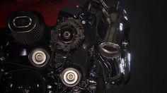 Malibu Boat's Indmar Engines.