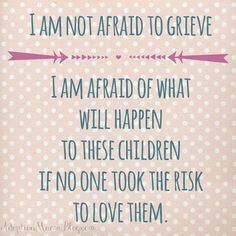 I think about the daughter we lost in our adoption daily. I didn't physically lose a child, but I did lose a child and I will carry that with me forever. Foster Parent Quotes, Foster Care Adoption, Foster To Adopt, Foster Parenting, Foster Baby, Foster Family, Foster Mom, Becoming A Foster Parent, Adoption Quotes