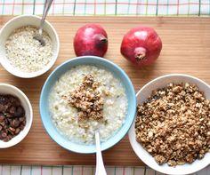 desayuno macrobiótico receta